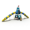 Castle Adventure Triangle Rope Tower Parco giochi